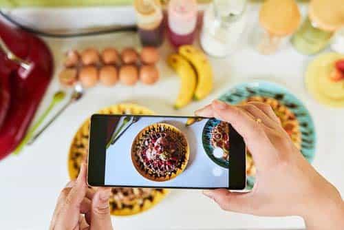 smartphone fotografie amsterdam