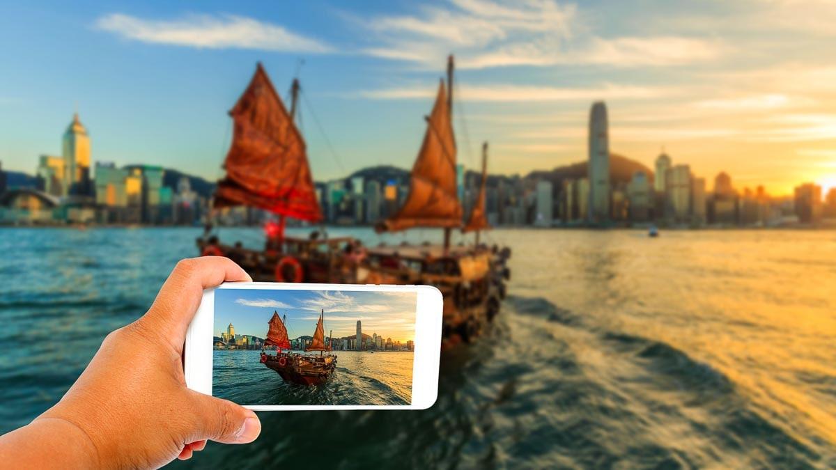 Smartphone fotografie cursus